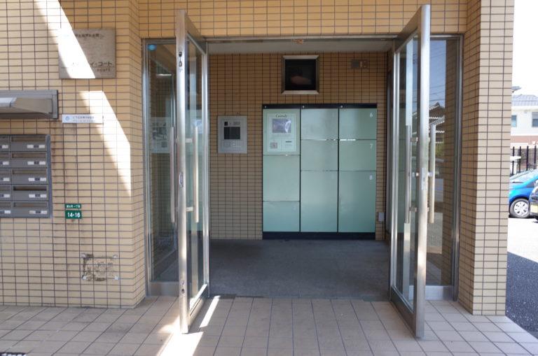九大 賃貸 学生専用 オネスティ・コート 外観