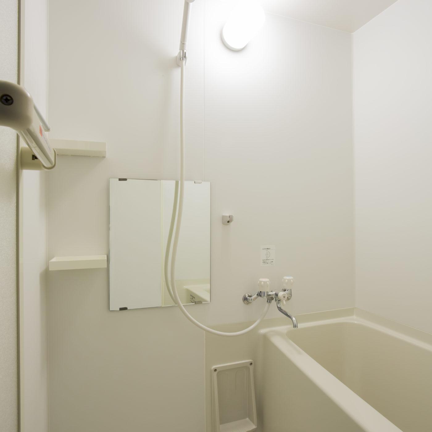 九大 伊都 エターナルハタエ 浴室