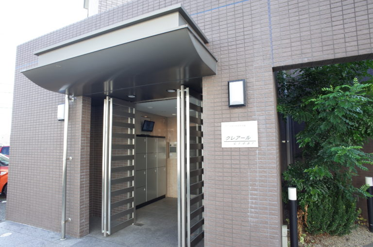 九州大学 伊都 学生専用 クレアール 外観