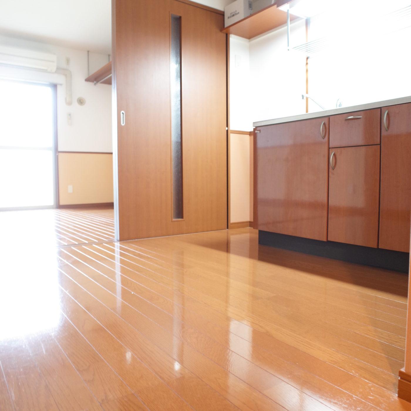 九州大学 伊都 アプリカード 一人暮らし ダイニング