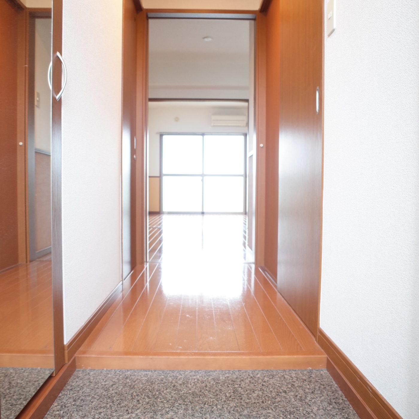 九州大学 伊都 アプリカード 一人暮らし 玄関