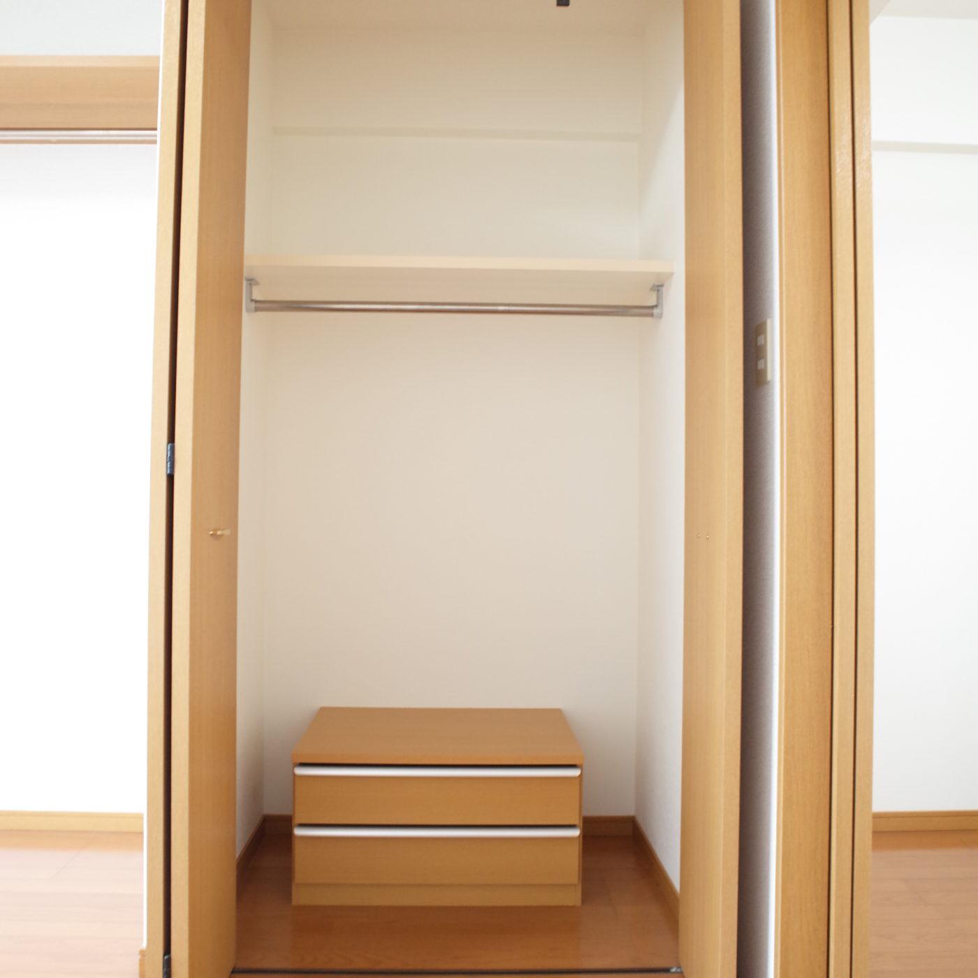 九州大学 伊都 学生 専用 ホワイトマンション高田 Aタイプ 内観