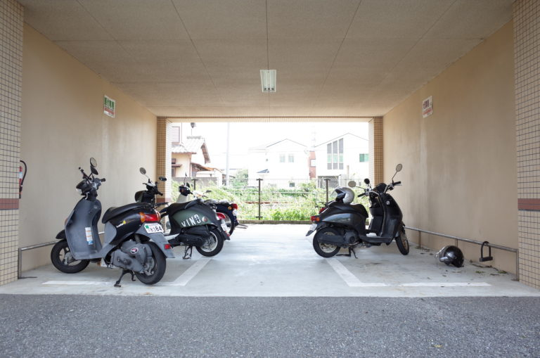 九州大学 伊都 エスポワール・ドゥ 共用部
