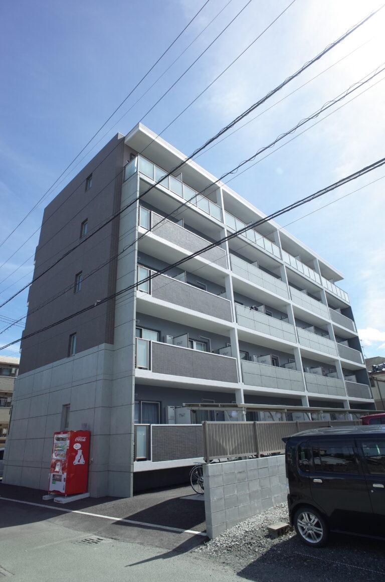 熊本大学 生協 学生専用 賃貸マンション 一人暮らし アドヴァンス子飼本町 外観
