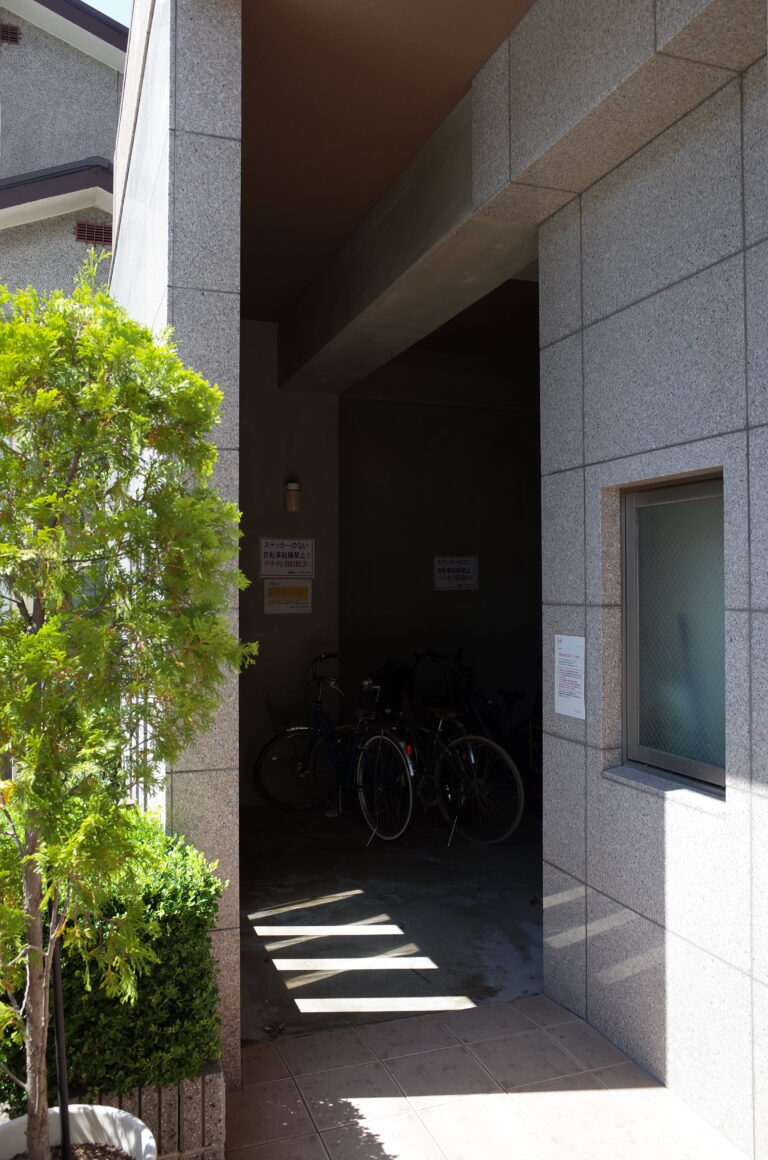 鹿児島大学 賃貸 一人暮し 学生専用 生協マンション Mt.Fあらた 外観