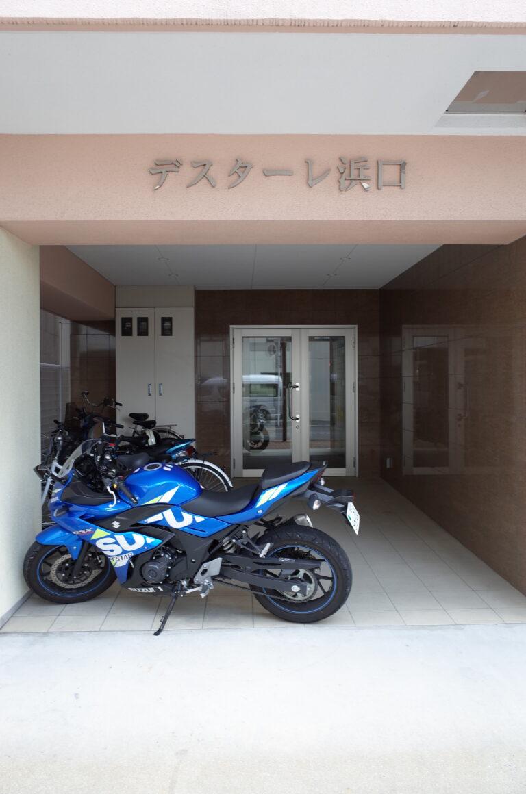 長崎大学 賃貸 学生専用 マンション デスターレ浜口 外観